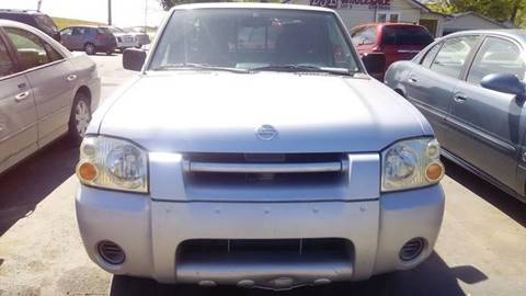 2002 Nissan Frontier for sale at DJB WHOLESALE in Pendleton SC