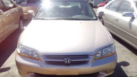 2000 Honda Accord for sale at DJB WHOLESALE in Pendleton SC