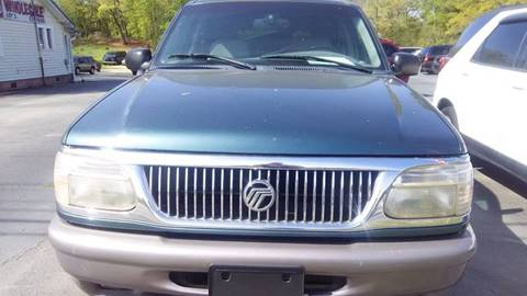 1997 Mercury Mountaineer for sale at DJB WHOLESALE in Pendleton SC