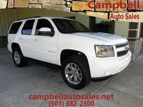 2007 Chevrolet Tahoe for sale in Beebe, AR