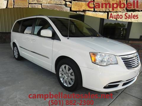 chrysler town and country for sale arkansas. Cars Review. Best American Auto & Cars Review