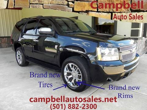 2011 Chevrolet Tahoe for sale in Beebe, AR