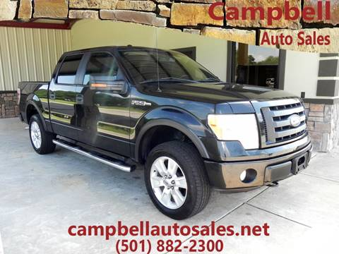 2010 Ford F-150 for sale in Beebe, AR