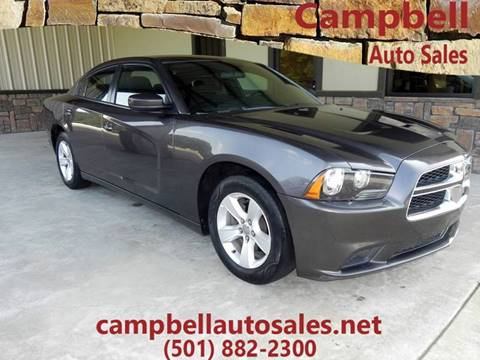 2014 Dodge Charger for sale in Beebe, AR
