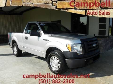 2011 Ford F-150 for sale in Beebe, AR