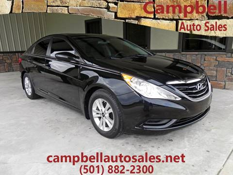 2012 Hyundai Sonata for sale in Beebe, AR