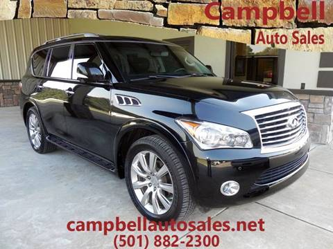 2011 Infiniti QX56 for sale in Beebe, AR
