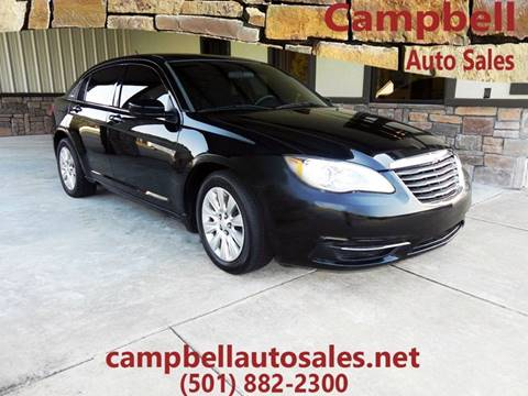 2013 Chrysler 200 for sale in Beebe, AR