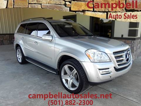 2010 Mercedes-Benz GL-Class for sale in Beebe, AR