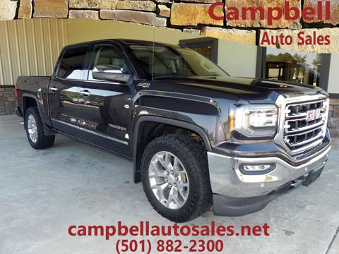 2016 GMC Sierra 1500 for sale in Beebe, AR