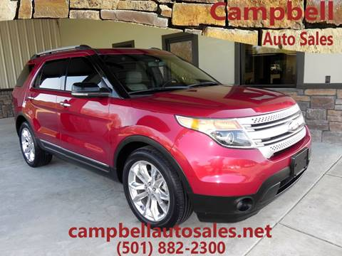 2013 Ford Explorer for sale in Beebe, AR