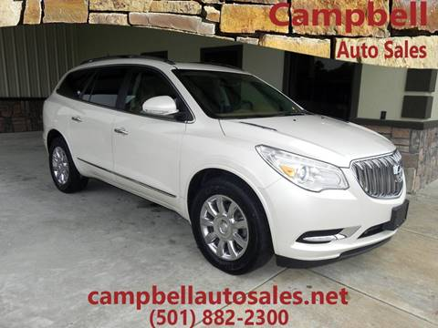2013 Buick Enclave for sale in Beebe, AR