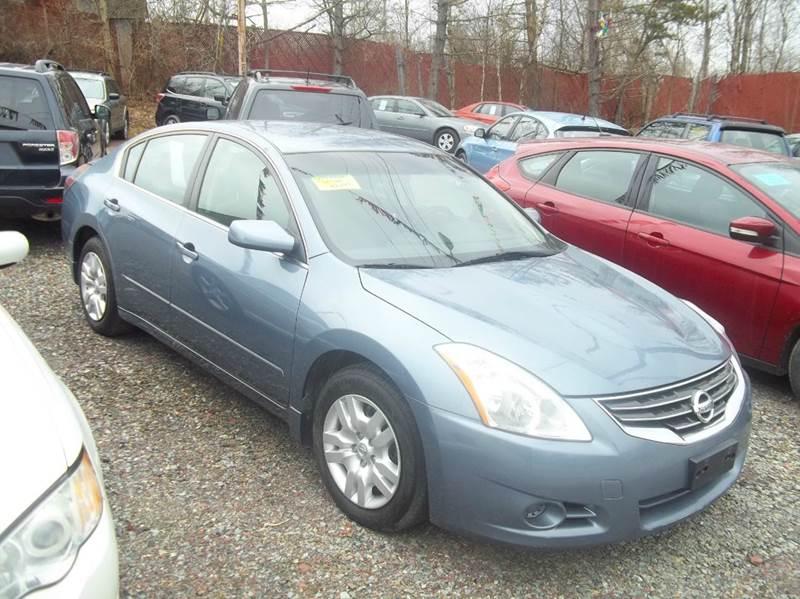 2012 Nissan Altima for sale at Warner's Auto Body of Granville Inc in Granville NY