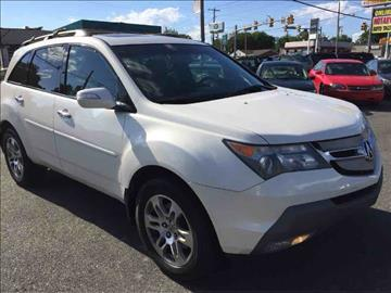 2007 Acura MDX for sale in Allentown, PA