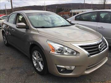 2013 Nissan Altima for sale in Allentown, PA