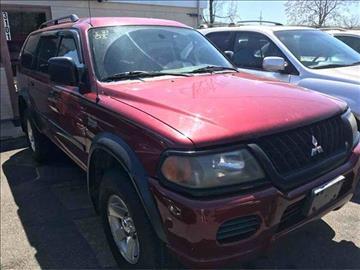 2003 Mitsubishi Montero Sport for sale in Allentown, PA