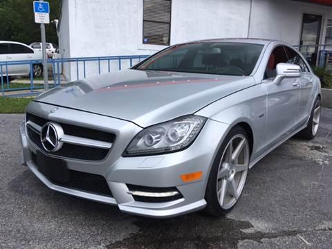 2013 Mercedes-Benz CLS for sale in Orlando, FL