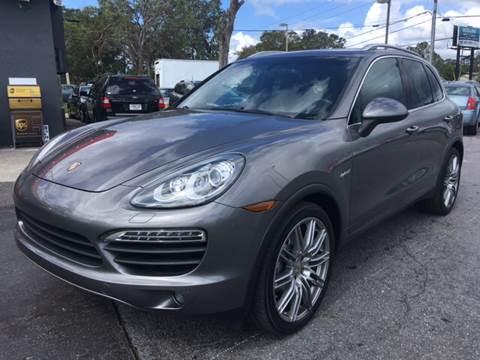 2011 Porsche Cayenne for sale in Orlando, FL
