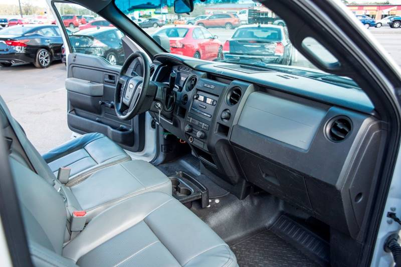2012 ford f 150 4x2 xl 2dr regular cab styleside 6 5 ft for Motor car concepts orlando fl