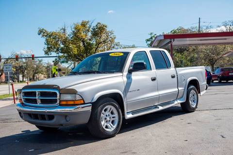 2001 dodge dakota for sale in florida for Motor car concepts orlando fl