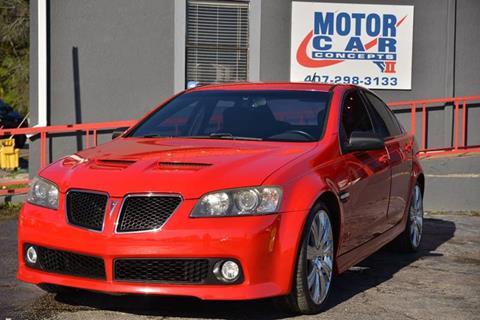 2009 Pontiac G8 for sale in Orlando, FL
