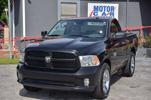 2016 RAM Ram Pickup 1500 for sale at Motor Car Concepts II - Kirkman Location in Orlando FL