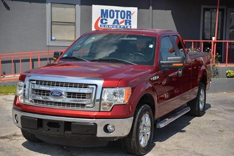2014 Ford F-150 for sale at Motor Car Concepts II - Apopka Location in Apopka FL
