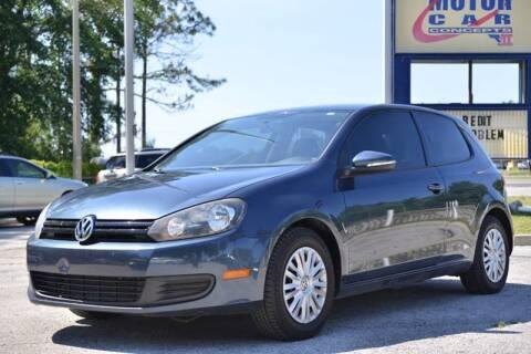2013 Volkswagen Golf for sale at Motor Car Concepts II - Apopka Location in Apopka FL