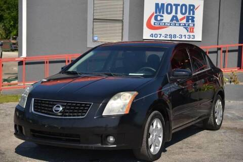 2008 Nissan Sentra for sale at Motor Car Concepts II - Kirkman Location in Orlando FL