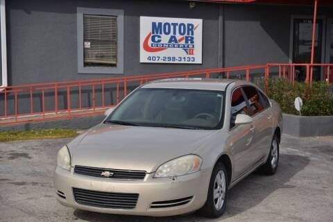 2008 Chevrolet Impala for sale at Motor Car Concepts II - Kirkman Location in Orlando FL