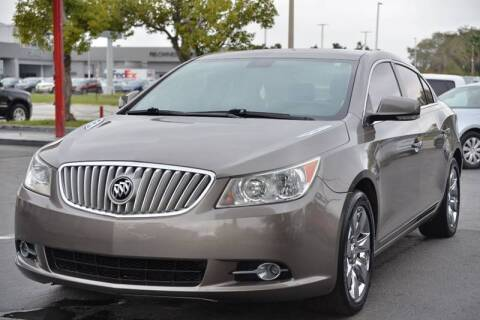 2011 Buick LaCrosse for sale at Motor Car Concepts II - Kirkman Location in Orlando FL