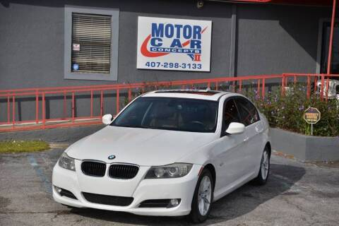 2010 BMW 3 Series for sale at Motor Car Concepts II - Colonial Location in Orlando FL