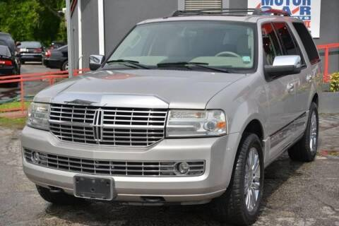 2007 Lincoln Navigator for sale at Motor Car Concepts II - Kirkman Location in Orlando FL