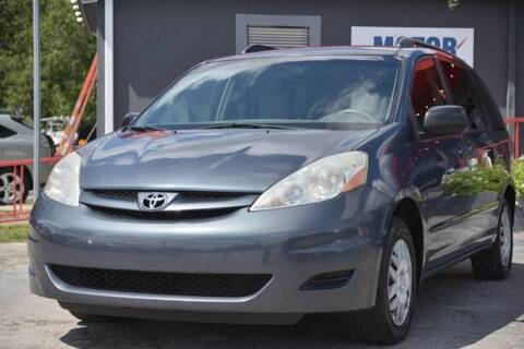 2009 Toyota Sienna for sale at Motor Car Concepts II - Kirkman Location in Orlando FL
