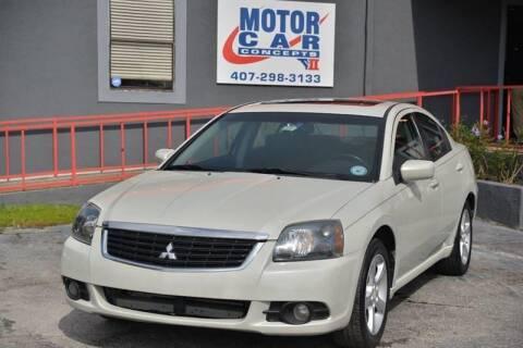 2009 Mitsubishi Galant for sale at Motor Car Concepts II - Kirkman Location in Orlando FL