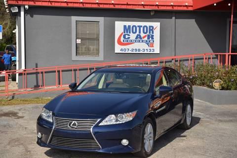 2014 Lexus ES 350 for sale at Motor Car Concepts II - Kirkman Location in Orlando FL