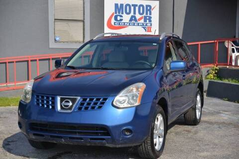 2008 Nissan Rogue for sale at Motor Car Concepts II - Kirkman Location in Orlando FL