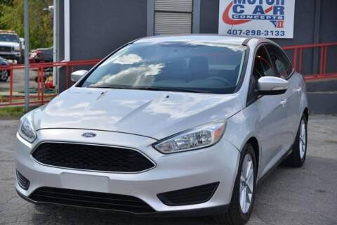2015 Ford Focus for sale at Motor Car Concepts II - Apopka Location in Apopka FL