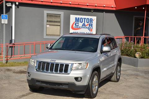 2013 Jeep Grand Cherokee for sale at Motor Car Concepts II - Kirkman Location in Orlando FL