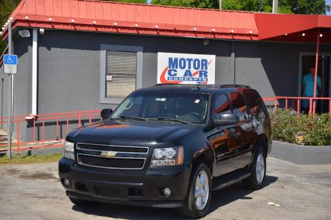2008 Chevrolet Tahoe for sale at Motor Car Concepts II - Kirkman Location in Orlando FL