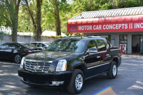 2012 Cadillac Escalade EXT for sale at Motor Car Concepts II - Kirkman Location in Orlando FL
