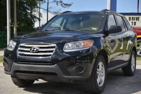 2012 Hyundai Santa Fe for sale at Motor Car Concepts II - Kirkman Location in Orlando FL