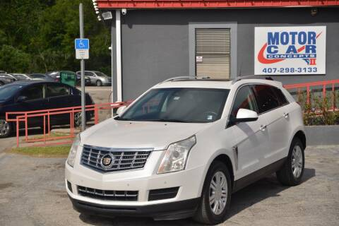 2013 Cadillac SRX for sale at Motor Car Concepts II - Kirkman Location in Orlando FL