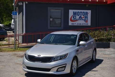 2015 Kia Optima for sale at Motor Car Concepts II - Kirkman Location in Orlando FL