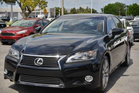 2015 Lexus GS 350 for sale at Motor Car Concepts II - Kirkman Location in Orlando FL