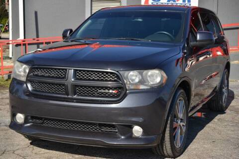 2013 Dodge Durango for sale at Motor Car Concepts II - Kirkman Location in Orlando FL