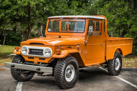 1974 Toyota Land Cruiser for sale at Motor Car Concepts II - Kirkman Location in Orlando FL