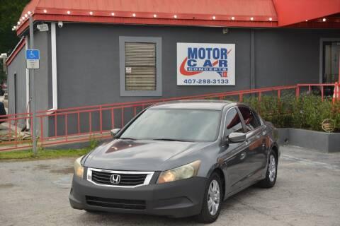 2009 Honda Accord for sale at Motor Car Concepts II - Kirkman Location in Orlando FL