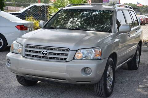 2005 Toyota Highlander for sale at Motor Car Concepts II - Kirkman Location in Orlando FL
