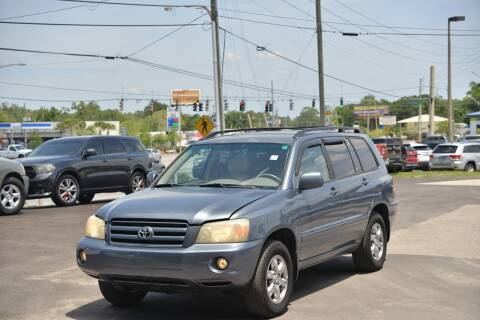 2004 Toyota Highlander for sale at Motor Car Concepts II - Kirkman Location in Orlando FL